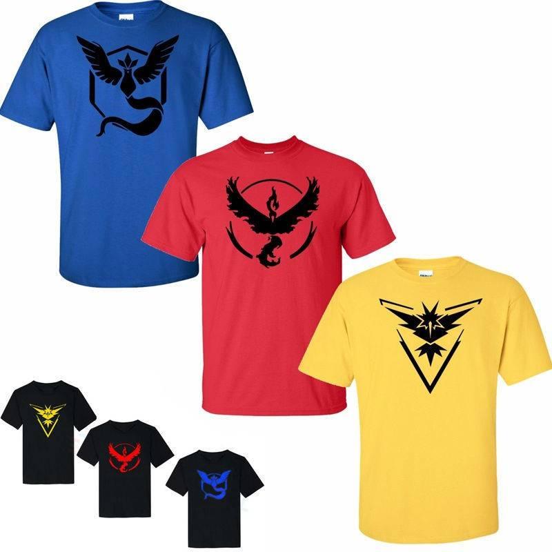Pokemon t shirts mens