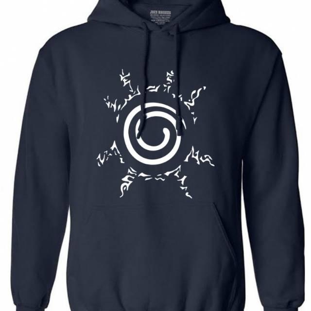 Anime Uzumaki Naruto Sweatshirt Hoodie