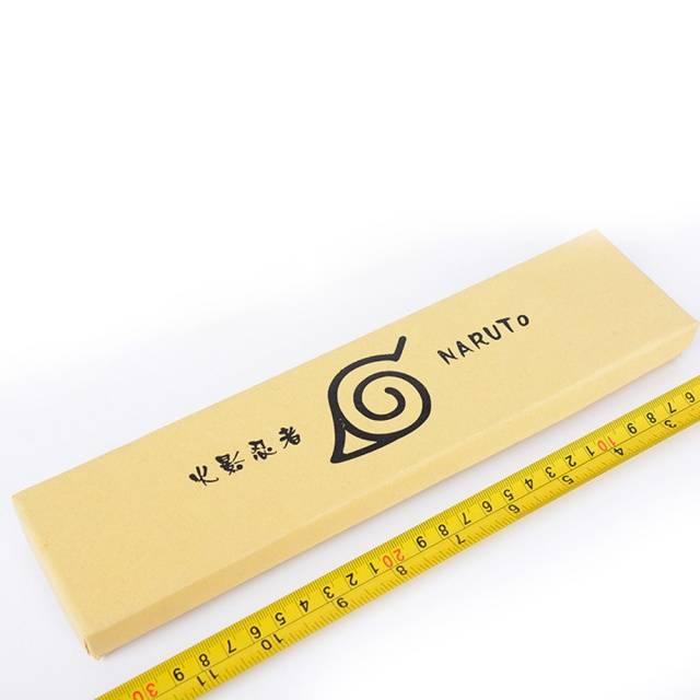 Naruto Kunai Japanese Ninja Cosplay Weapon Plastic Prop Accessory