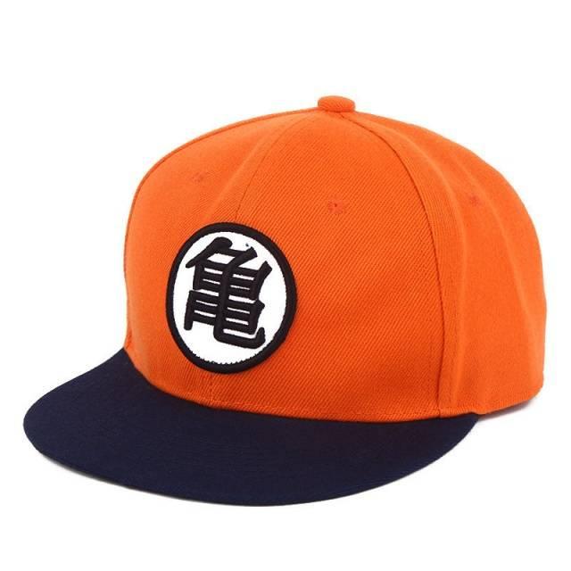 Anime Dragon Ball Z Goku Adjustable Baseball Cap (3 styles)